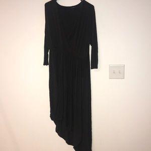 Lane Bryant Asymmetrical 3/4 Dress